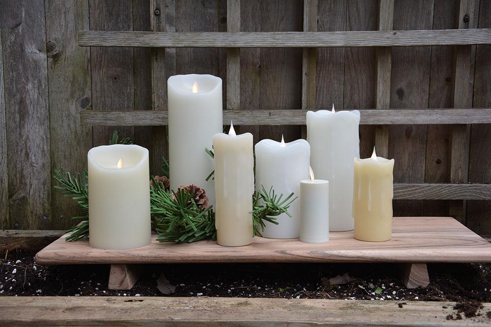Bougies - Décorations de Noël en ligne - Boutique Aux Mirabelles - 03