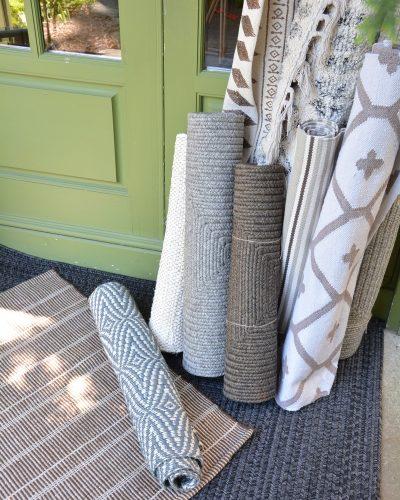 Carpettes et tapis