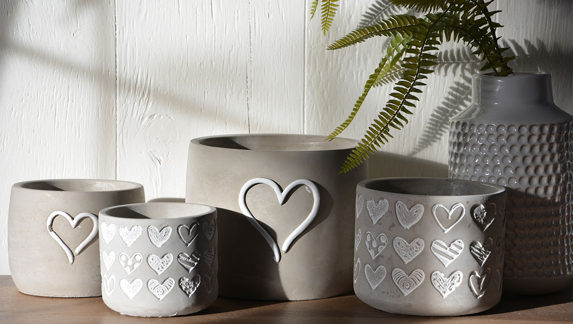Vases et accessoires - Acccessoires de décoration en ligne - Boutique Aux Mirabelles