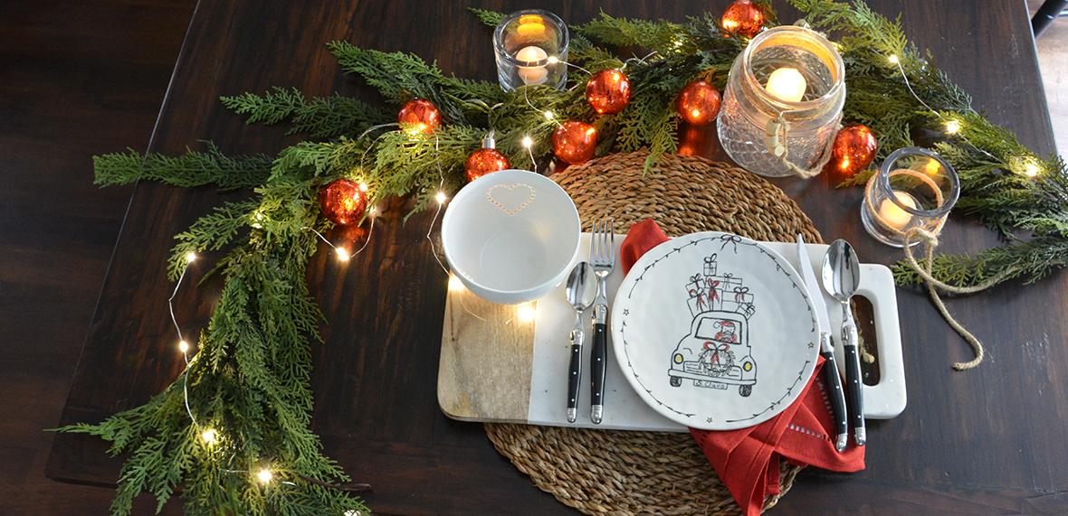 Décorations de Noël en ligne - Boutique Aux Mirabelles - 07