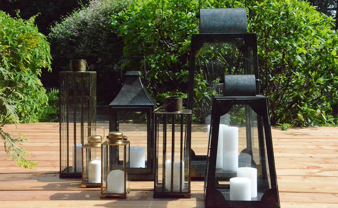 Lanterne - Boutique de décoration en ligne - Boutique Aux Mirabelles